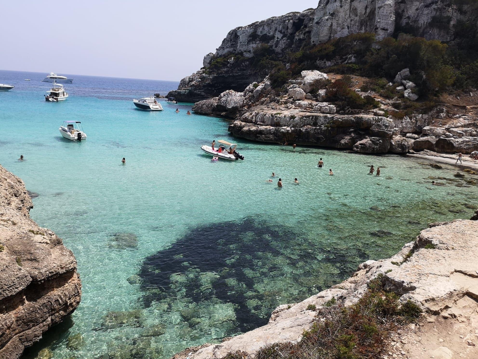 Cala Marmols, loin du tourisme de masse