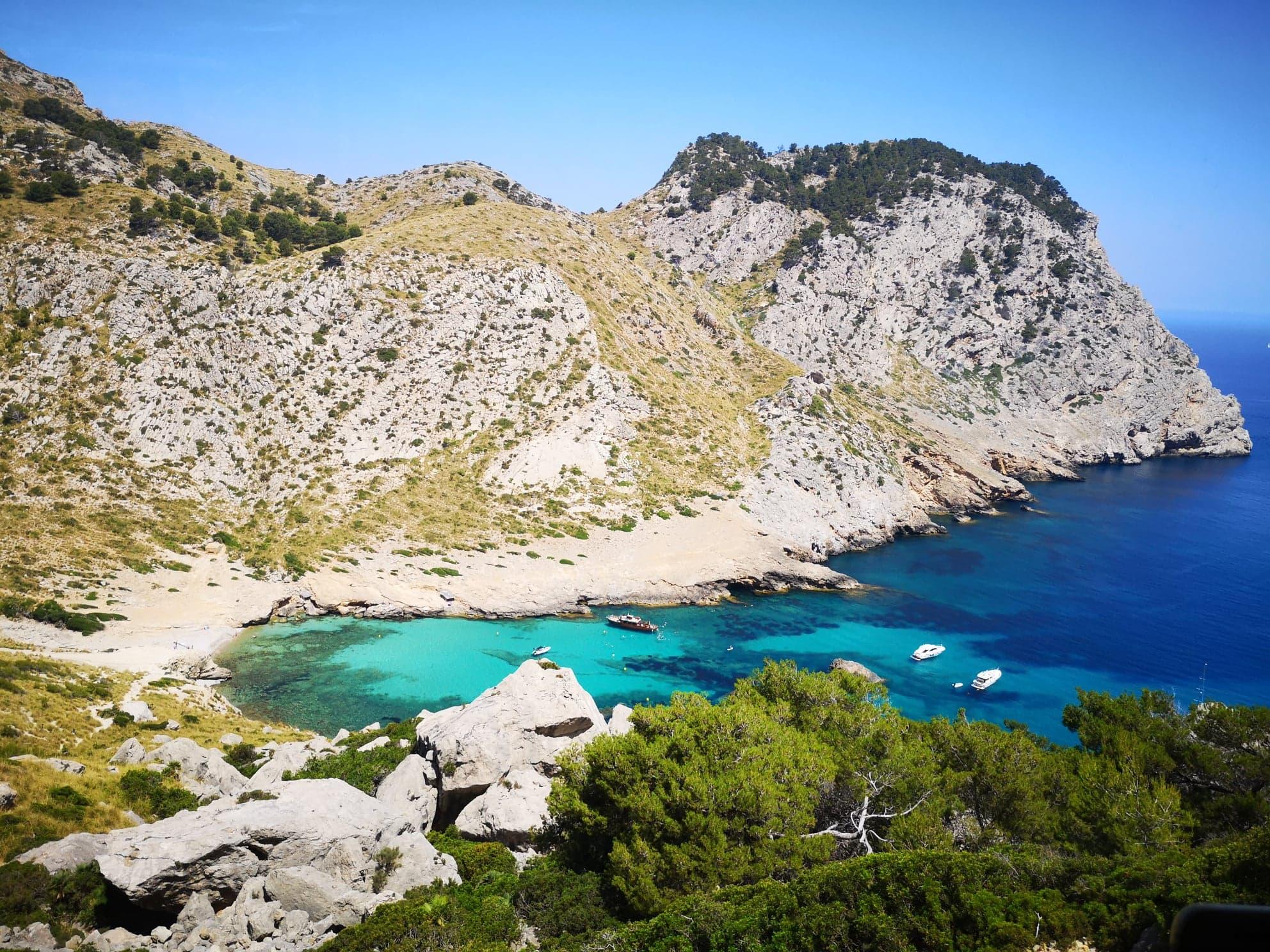 Cala Figuera, Majorque