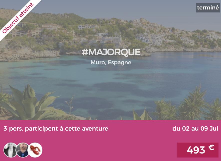 Voyage à Majorque