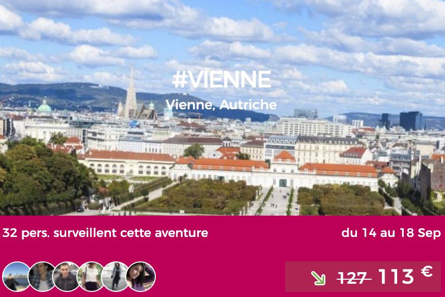 Citytrip à Vienne